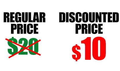 Today's Price